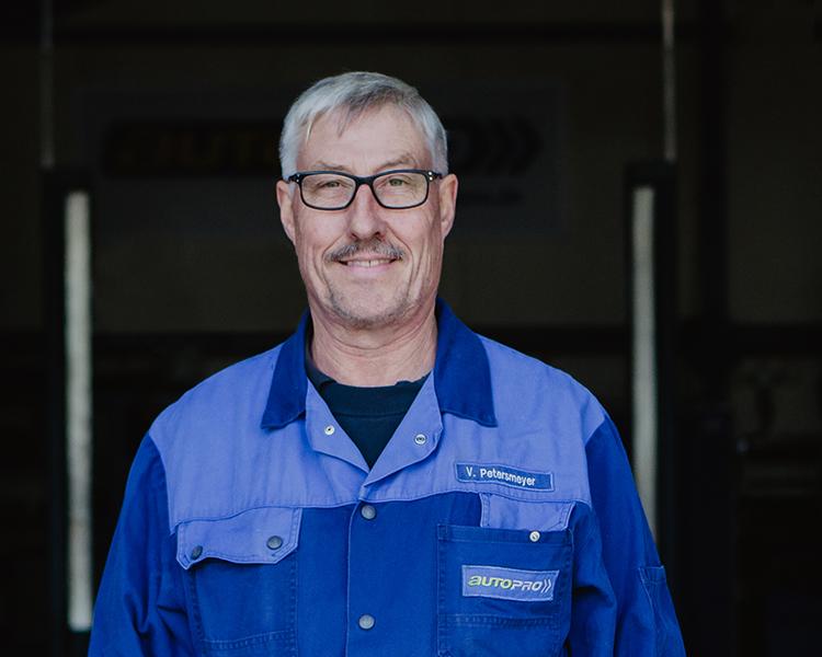 Volker Petersmeyer Kfz-Mechaniker